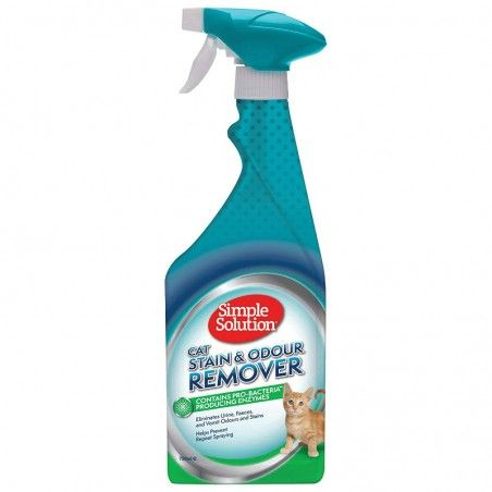Simple Solution Stain & Odour Remover Urine Cat