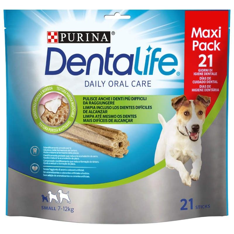 Purina DentaLife Small Loyalty Pack 21 x sticks
