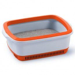 Cateco Noba wc tabuleiro laranja