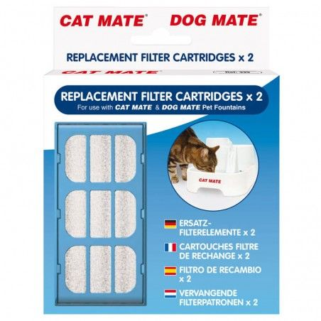 Pet Mate filtros para fonte automática