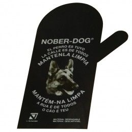 Noberplast Nober Dog luva para dejetos