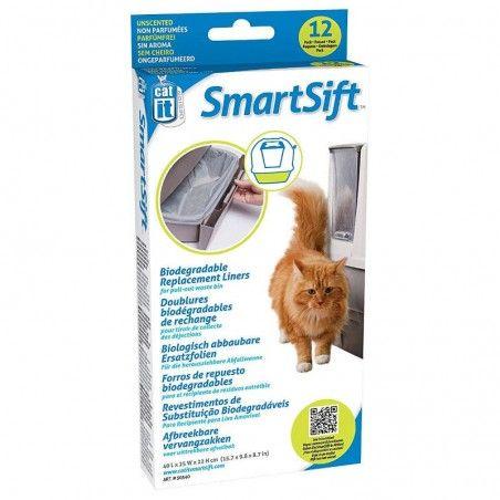 Catit SmartSift sacos inferiores para wc automático