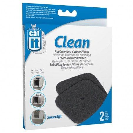 Catit SmartSift filtros para wc automático
