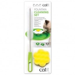 Catit kit limpeza para fonte Mini Flower 1,5lt