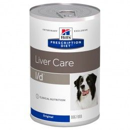 Hill's Prescription Diet Dog L/D Liver Care wet