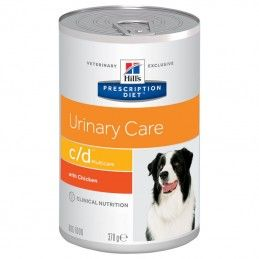 Hill's Prescription Diet Dog C/D Urinary Multicare wet