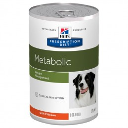 Hill's Prescription Diet Dog Metabolic Weight Management wet