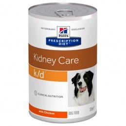 Hill's Prescription Diet Dog K/D Kidney Care wet