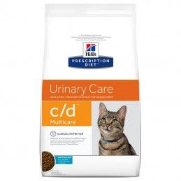 Hill's Prescription Diet Cat C/D Urinary Multicare Ocean Fish