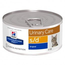 Hill's Prescription Diet Cat S/D Urinary Care wet lata