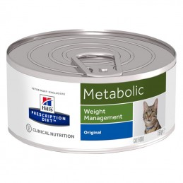 Hill's Prescription Diet Cat Metabolic Weight Management wet lata