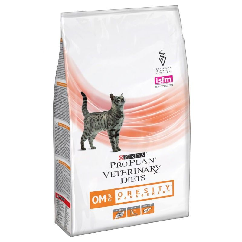 purina om weight management dog food
