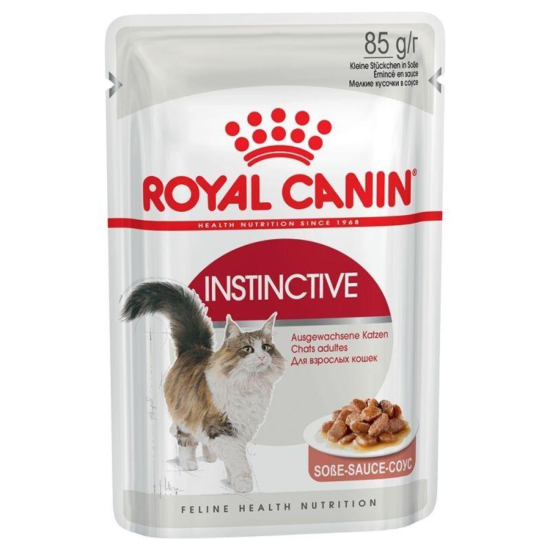 Royal Canin Instinctive em molho