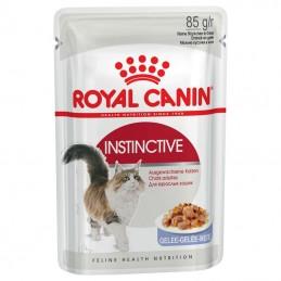 Royal Canin Instinctive em geleia