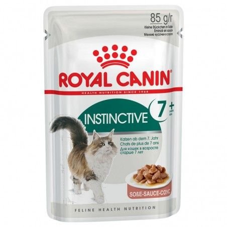 Royal Canin Instinctive 7+ em molho