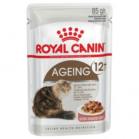 Royal Canin Ageing 12+ em molho