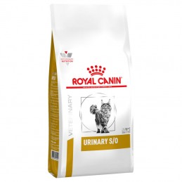Royal Canin Veterinary Diets Cat Urinary S/O LP 34