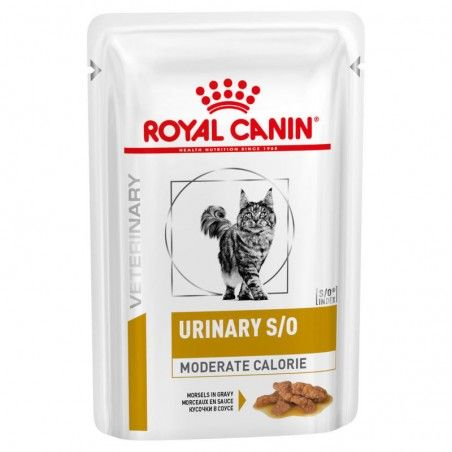 Royal Canin Veterinary Diets Cat Urinary S/O Moderate Calorie wet