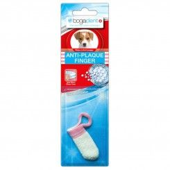 Bogadent dedeira anti-placa para cachorro