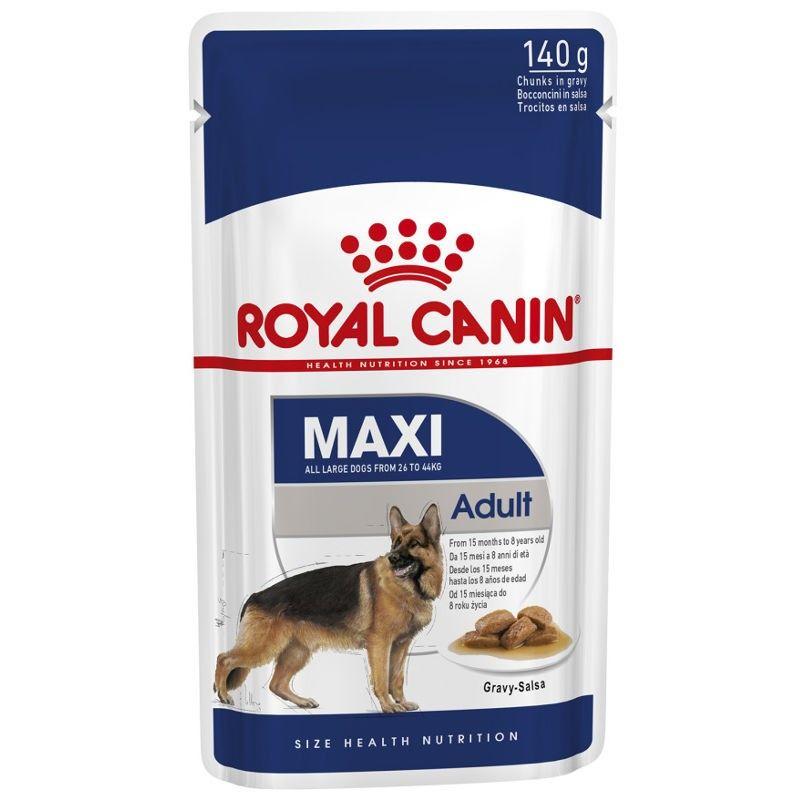 Royal Canin Maxi Adult wet