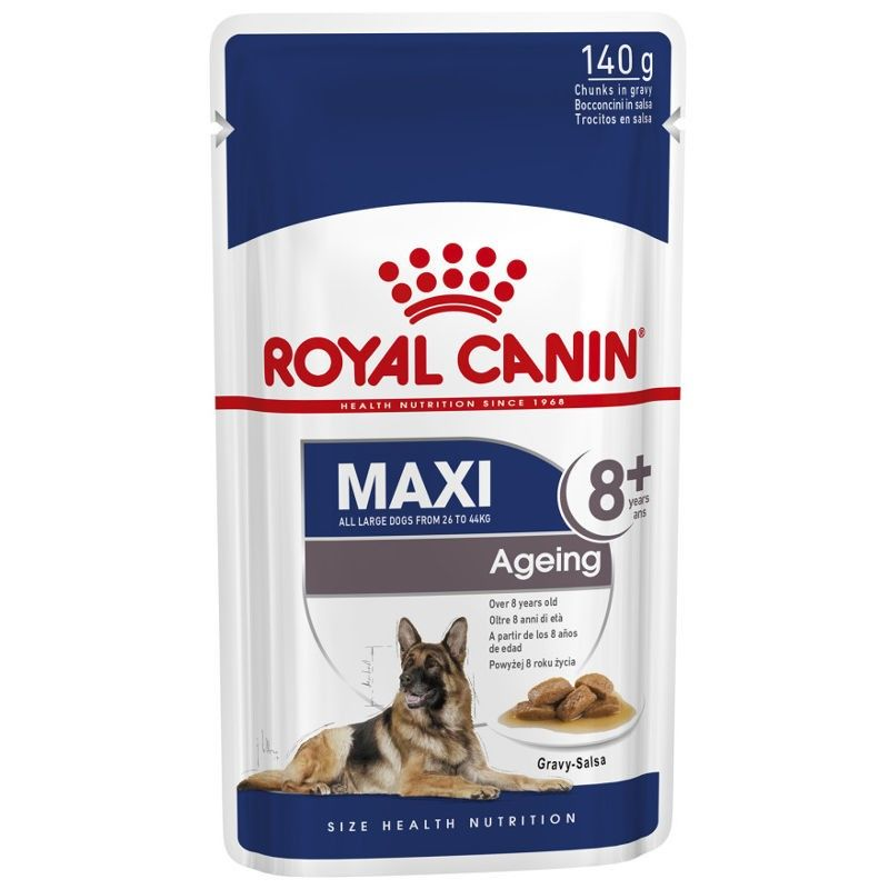 Royal Canin Maxi Ageing 8+ wet