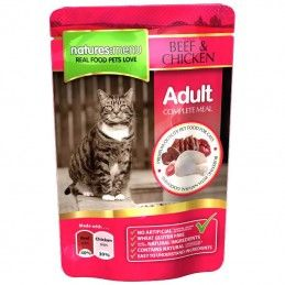 Natures Menu Cat Adult Beef & Chicken