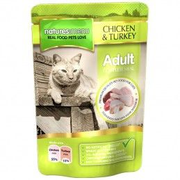 Natures Menu Cat Adult Chicken & Turkey