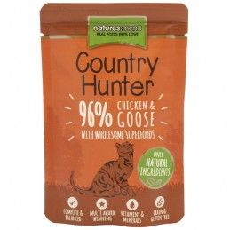 Natures Menu Country Hunter Cat Chicken & Goose