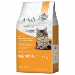 Dibaq Dnm Adult Marine Salmon & Rice