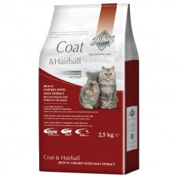 Dibaq Dnm Coat & Hairball