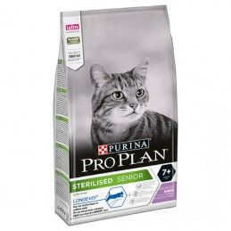 Purina Pro Plan Sterilised Senior 7+ Longevis Turkey