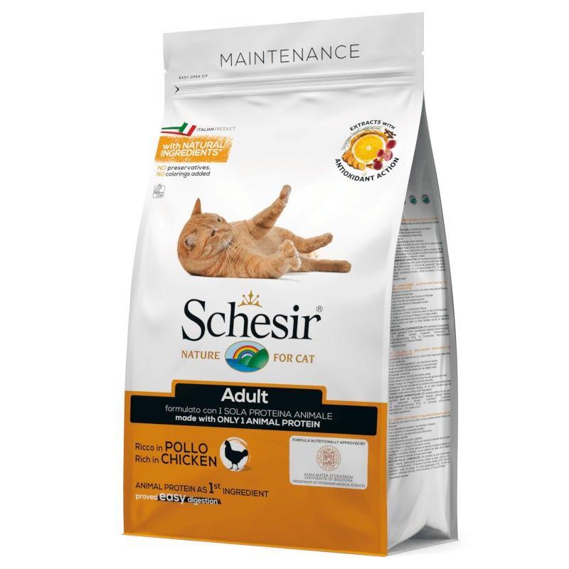 Schesir Cat Adult Chicken Maintenance