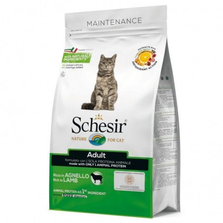 Schesir Cat Adult Lamb Maintenance