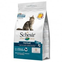 Schesir Cat Adult Hairball Chicken