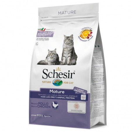 Schesir Cat Mature Chicken