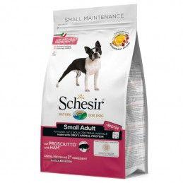 Schesir Dog Small Adult Ham Maintenance