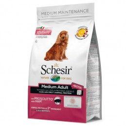 Schesir Dog Medium Adult Ham Maintenance