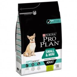 Purina Pro Plan Small & Mini Sensitive Digestion Adult OptiDigest Lamb