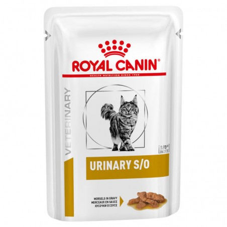 Royal Canin Veterinary Diets Cat Urinary S/O wet