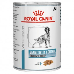 Royal Canin Veterinary Diets Sensitivity Control Duck wet