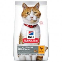 Hill's Science Plan Sterilised Cat Young Adult Chicken