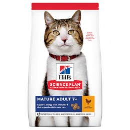 Hill's Science Plan Mature Adult 7+ Chicken