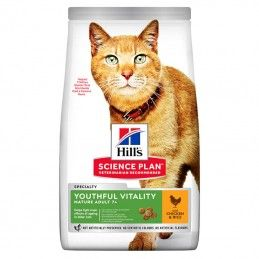 Hill's Science Plan Youthfuld Vitality Mature Adult 7+ Chicken
