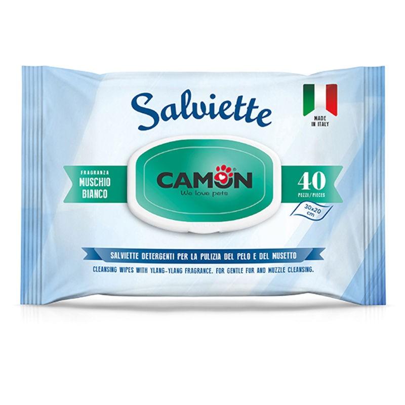 Camon toalhetes higiénicos Muschio Bianco