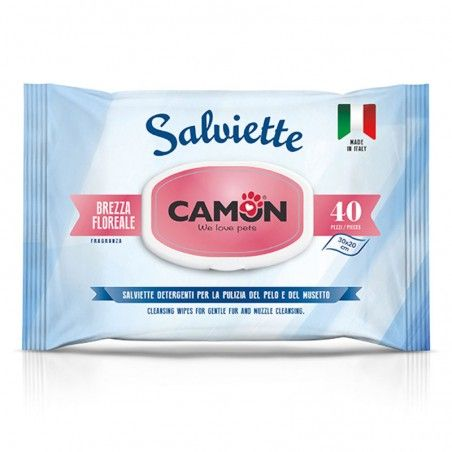 Camon toalhetes higiénicos Brezza Floreale