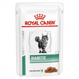 Royal Canin Veterinary Diets Cat Diabetic wet