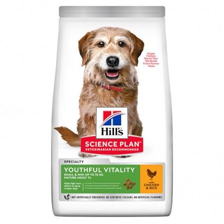 Hill's Science Plan Small & Mini Youthfuld Vitality 7+ Chicken