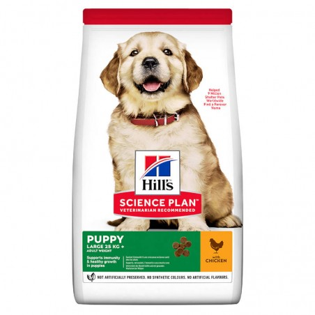 Hill's Science Plan Large Puppy Chicken