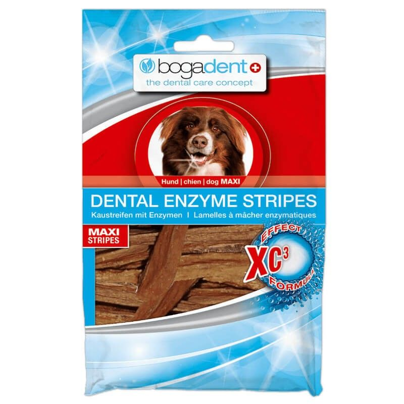 Bogadent Dental Enzyme Stripes Maxi