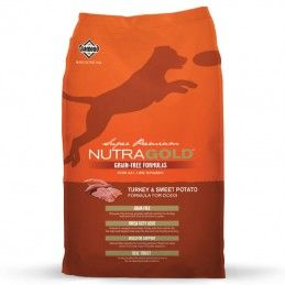 Nutra Gold Turkey & Sweet Potato